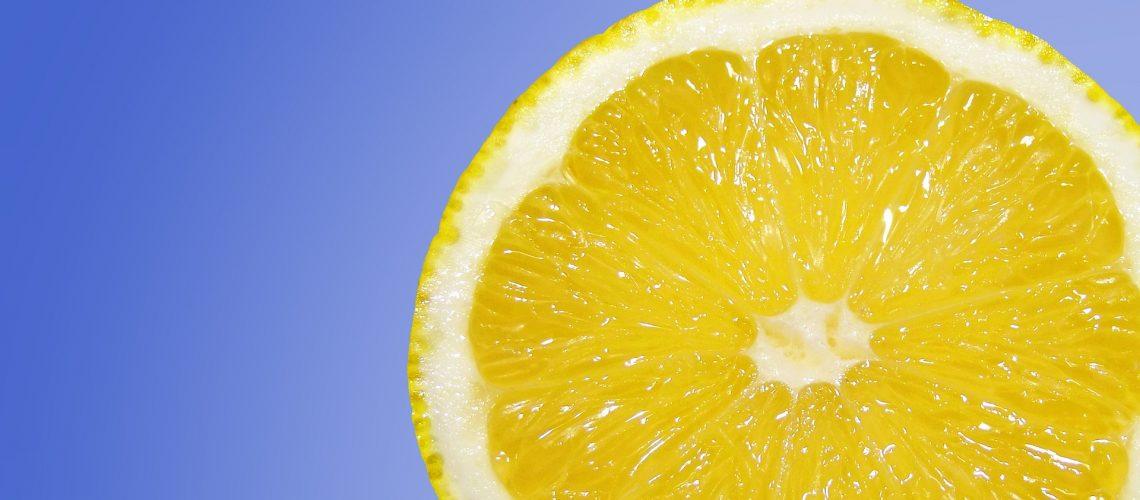 Benefits of Frozen Lemon