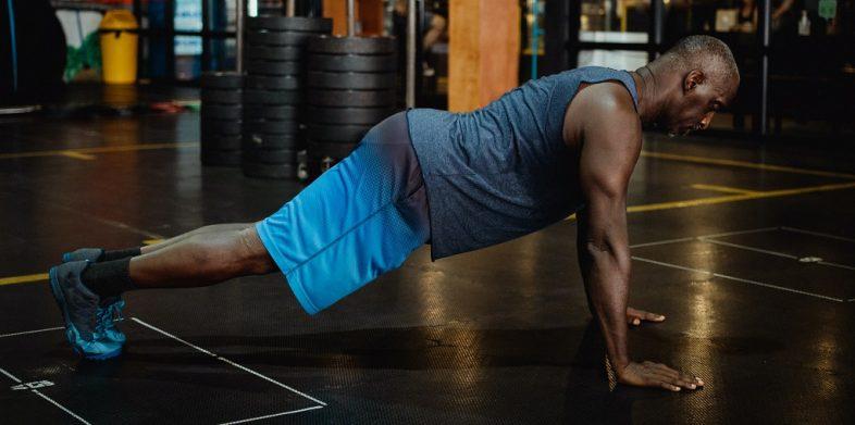 push up form